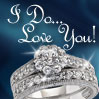 I Do� Love You!  Wedding Set