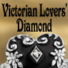 Victorian Lovers' Diamond