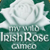 My Wild Irish Rose Cameo