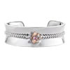 Hope For The Cure Believe In Miracles� Cuff Bracelet