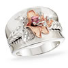 Hope For The Cure Believe In Miracles� Ring