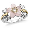 Believe In Miracles� Desert Rose Ring