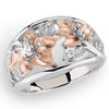 Mothers and Daughters Hope For The Cure Believe In Miracles� Ring