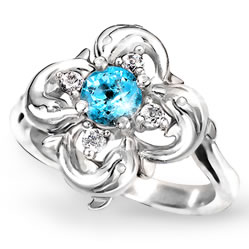 Dance of the Dolphins Ring