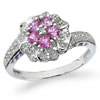 Royal Rose Jeweled Ring