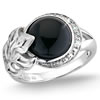Full Moon Eclipse Ring