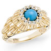 Guardian Spirit Turquois Ring