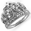Royal Wedding Tiara Ring