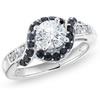 Midnight In Paris Jeweled Ring