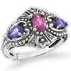 Romance of Camelot Ring