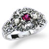 Romeo & Juliet Lovers Ring