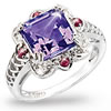Purple Majesty Ring