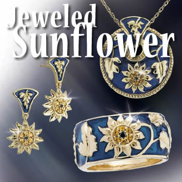 Jeweled Sunflower