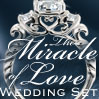 Miracle of Love Wedding Set