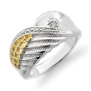 On The Wings Of Angels Ring