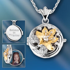 Believe In Miracles® Locket