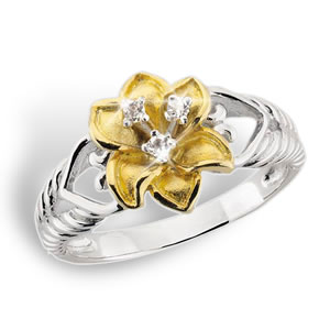 Believe In The Miracles® Of Love Ring