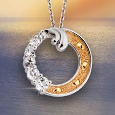 Footprints® Journey Pendant