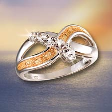 Footprints® Journey Ring