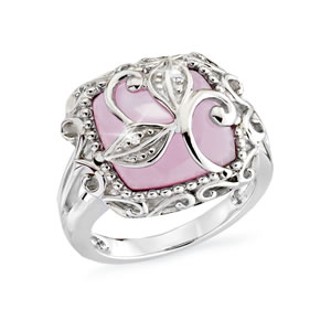 Miracle Of Hope Breast Cancer Awareness Ring