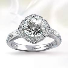 Promise Of Love 1 3/4 Carat Engagement Ring