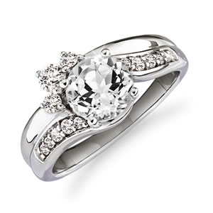 Symphony Of Love 3 ½ Carat Engagement Ring