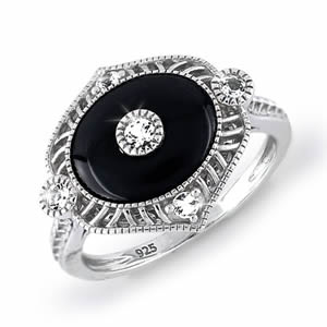 """Age Of Elegance"" Ring"