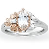 "Believe in Miracles ""Guiding Light"" Ring"
