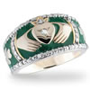 Irish Promise Claddagh Ring