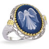Guardian Angel Cameo Ring