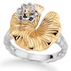 Our Precious Earth Water Lily Ring