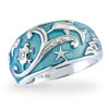 Our Precious Seas Ring