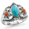 Spirit of the Desert Flower Ring